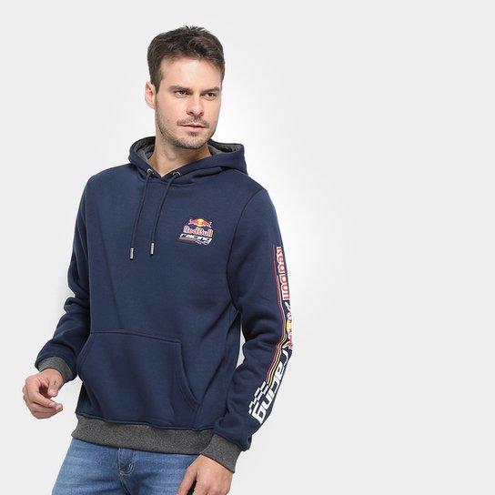 Moletom Red Bull Racing Rbr Masculino - Marinho
