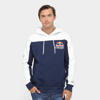 Moletom Red Bull Racing Stock Car Gyw Team Masculino