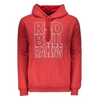 Moletom Red Bull Racing Vermelho