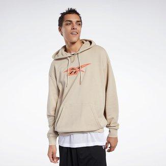 Moletom Reebok Com Capuz Classics Basketball Masculino