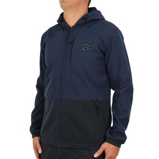 Moletom Rip Curl Split Anti Series True Indigo Masculino