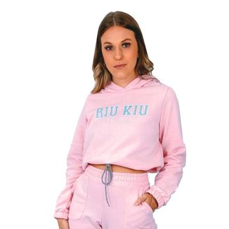 Moletom Riu Kiu Cute Brand Feminino
