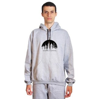 Moletom Sandro Clothing City Masculino
