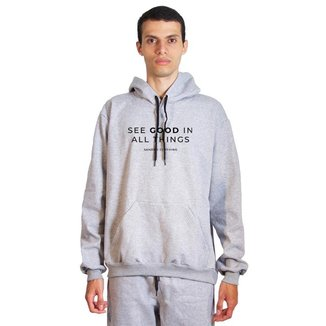 Moletom Sandro Clothing See Good Masculino