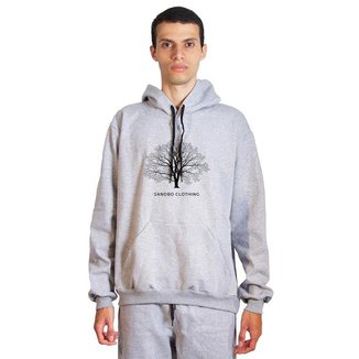 Moletom Sandro Clothing Tree Masculino