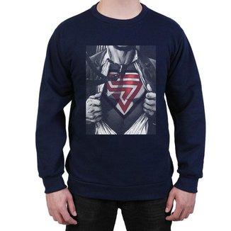 Moletom Superman Masculino Simon Vergan