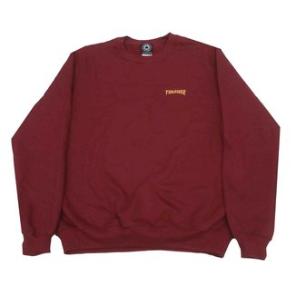 Moletom Thrasher Magazine Mini Logo Crewneck