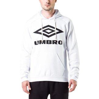Moletom Umbro TWR Large Logo Masculino - Branco