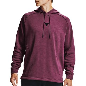 Moletom Under Armour Project Rock Charged Masculino