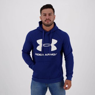 Moletom Under Armour Rival Fleece Sportstyle Logo Masculino