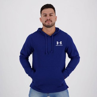 Moletom Under Armour Sportstyle Terry Hoodie Masculino