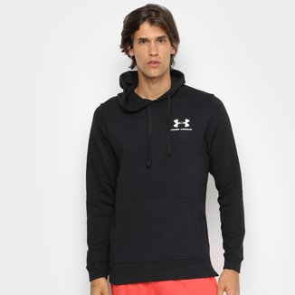 Moletom Under Armour Sportstyle TR Masculino