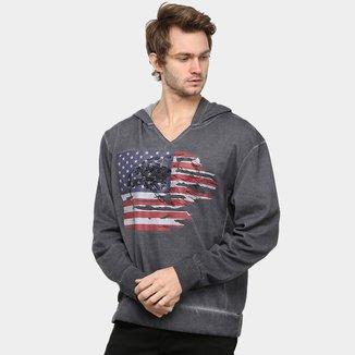 Moletom Victory Eagle USA Masculino