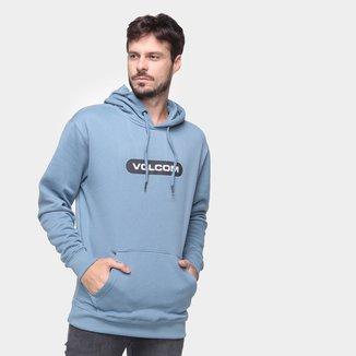 Moletom Volcom New Euro C/ Capuz Masculino