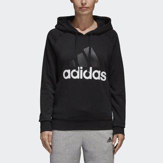 Moleton Capuz Essentials Linear  Adidas Masculino