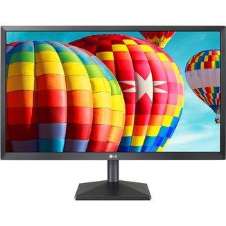 "Monitor 24"" LED LG - FHD - IPS - HDMI - 24MK430H"