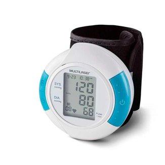 Monitor Aparelho De Pressão Arterial Digital de Pulso Com 6 Anos de Garantia do Fabricante