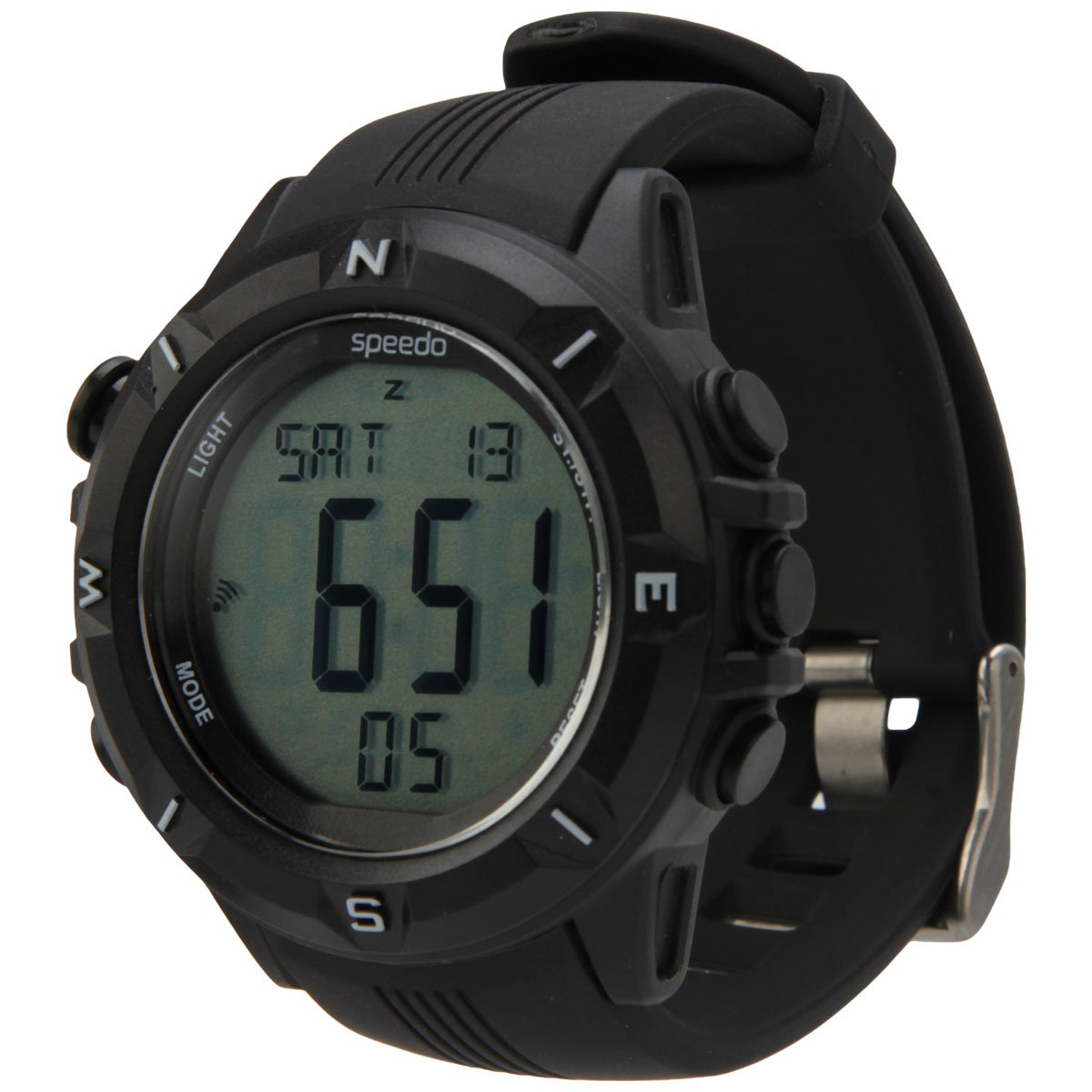 5a47d01aff7 Monitor Cardíaco Speedo Stamina 58009G0EVNP1 - Compre Agora