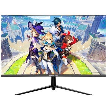 Monitor Gamer 23.8 Bluecase Curvo R2200 BM247GC - Full HD - FreeSync - 75Hz - HDMI/VGA - RGB