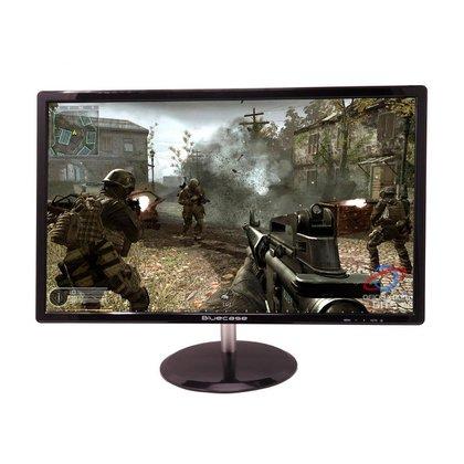 Monitor Gamer 24 Bluecase BM242GW - Full HD - 144Hz - 1ms - FreeSync - DisplayPort/HDMI