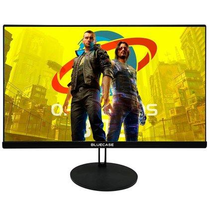 Monitor Gamer 24 Bluecase BM246GW - Full HD - RGB - 165Hz - 1ms - HDMI / DisplayPort