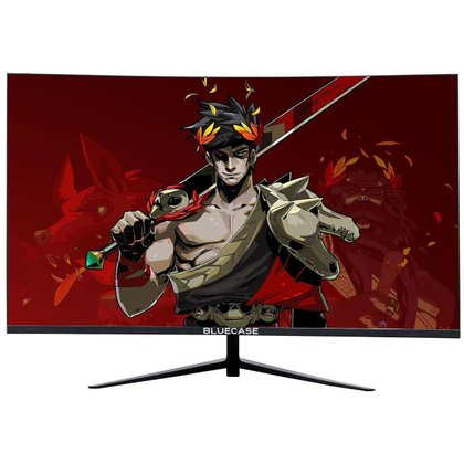 Monitor Gamer 27 Bluecase Curvo BM2711GC - Full HD - 144Hz - 1ms - HDMI/DisplayPort