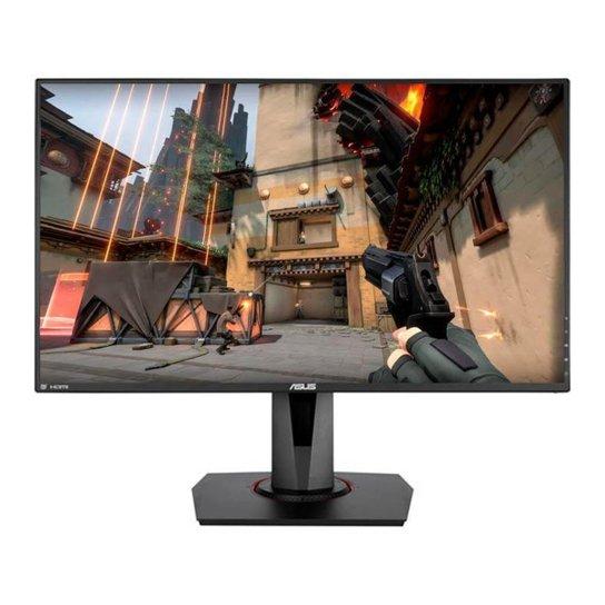 Monitor Gamer Asus 27'' Full HD 1ms 144hz Ips FreeSync. VG279Q - Preto