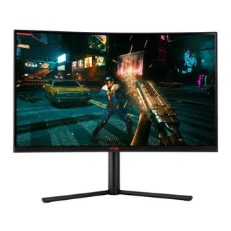 "Monitor Gamer Pichau 27"" Full HD Curvo Athen C27M 1ms 165Hz HDMI/DP, PGM-AC27M"