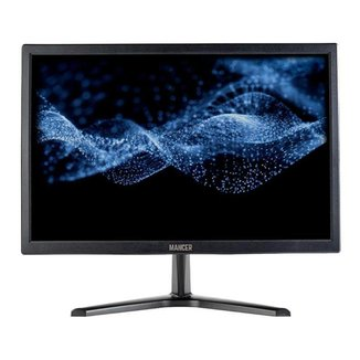 "Monitor Mancer Horizon 19"" TN 5ms 60Hz HDMI/VGA, MCR-HRZ19-BL01"