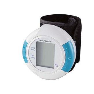 Monitorde Pressão Arterial Multilaser Digital de Pulso