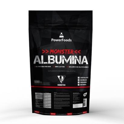 Monster Albumina - 1500g - PowerFoods