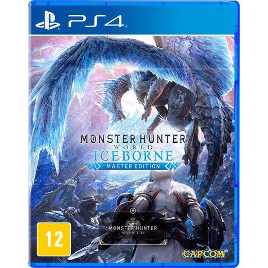 Monster Hunter Iceborn - PS4 - Incolor