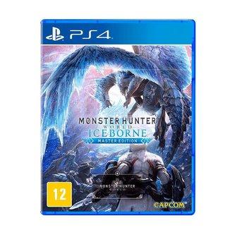 Monster Hunter Iceborne Ps4