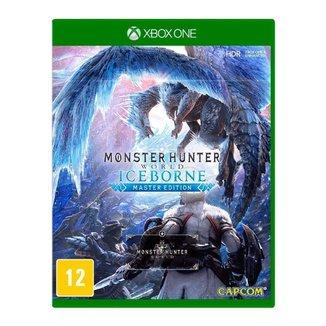 Monster Hunter Iceborne Xbox One