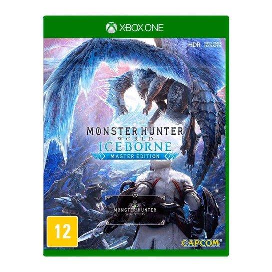 Monster Hunter Iceborne Xbox One - Incolor