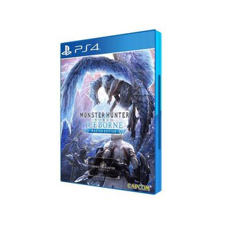 Monster Hunter World: Iceborne para PS4