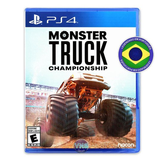 Monster Truck Championship - PS4 - Incolor
