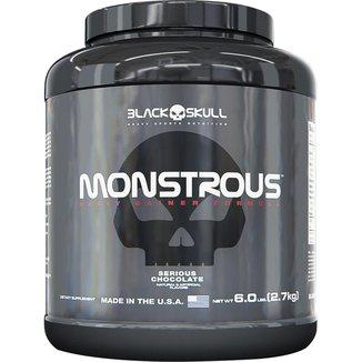 Monstrous 2.721 kg - Black Skull
