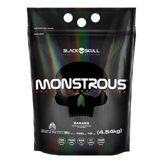 Monstrous 4,420 kg - Black Skull
