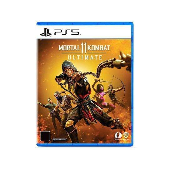 Mortal Kombat 11 Ultimate - PS5 - N/A