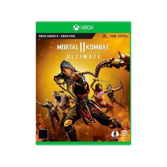 Mortal Kombat 11 Ultimate - Xbox Series X e Xbox One - N/A