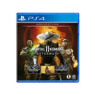 Mortal Kombat 11: Aftermath para PS4
