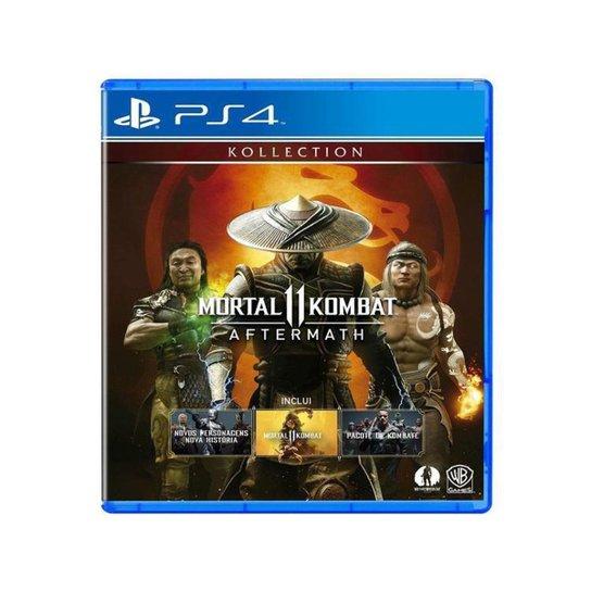 Mortal Kombat 11: Aftermath para PS4 - Incolor