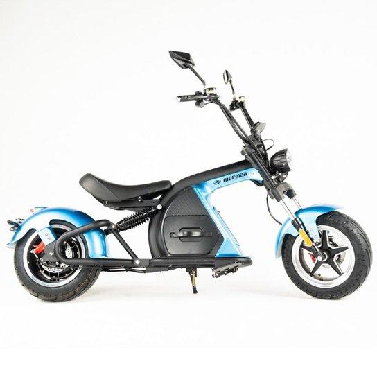 Moto elétrica Mormaii lince r2 - Azul