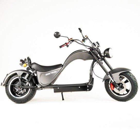 Moto elétrica Mormaii naja r2 - Preto