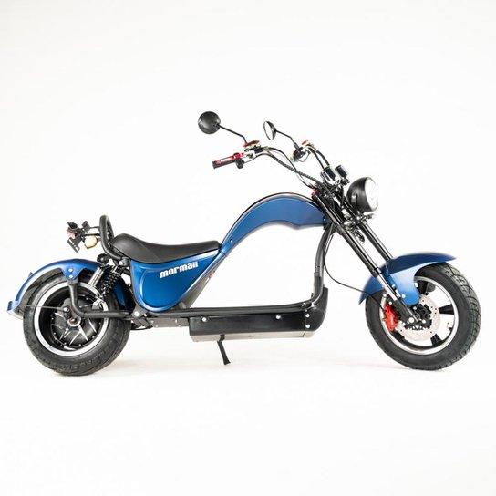 Moto elétrica Mormaii naja r2 - Azul