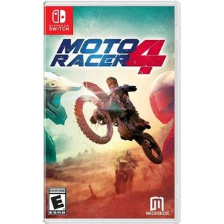Moto Racer 4 - Switch