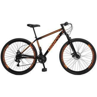 Mountain Bike Aro 29 Dropp Sport Aço Carbono