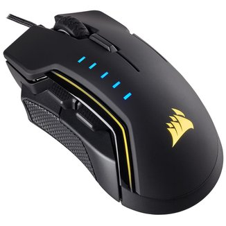 Mouse Corsair Gaming Glaive Led Rgb 16000 Dpi - Pr