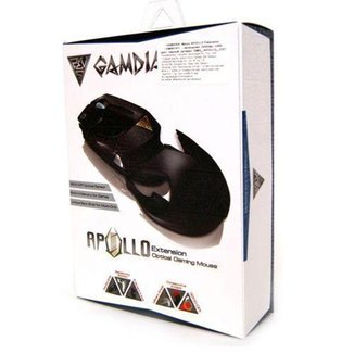 Mouse Gamdias Apollo Extension Optical 3200DPI 64K GMS5101